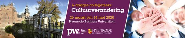 Nyenrode Cultuurverandering 2020 Voorjaar