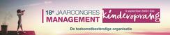 Jaarcongres Management Kinderopvang | 3 september 2020