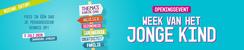 Openingsevent 'Week van het jonge kind'   3 juli 2020