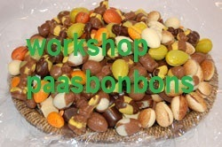 UT-Kring: paasbonbons maken