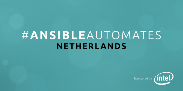 Ansible Automates Event