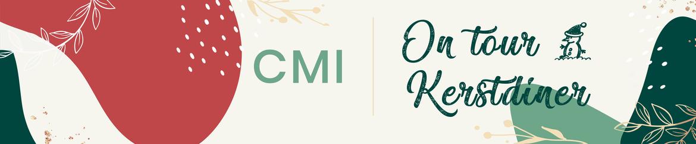 CMI Kennissessie on Tour en kerstdiner