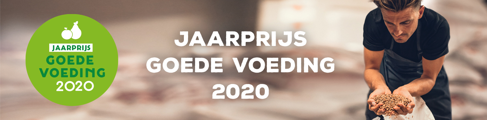 Jaarprijs Goede Voeding 2020