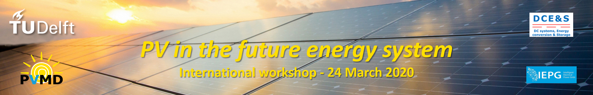 PV in the future energy system
