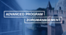 Advanced Program Zorgmanagement | 15 september