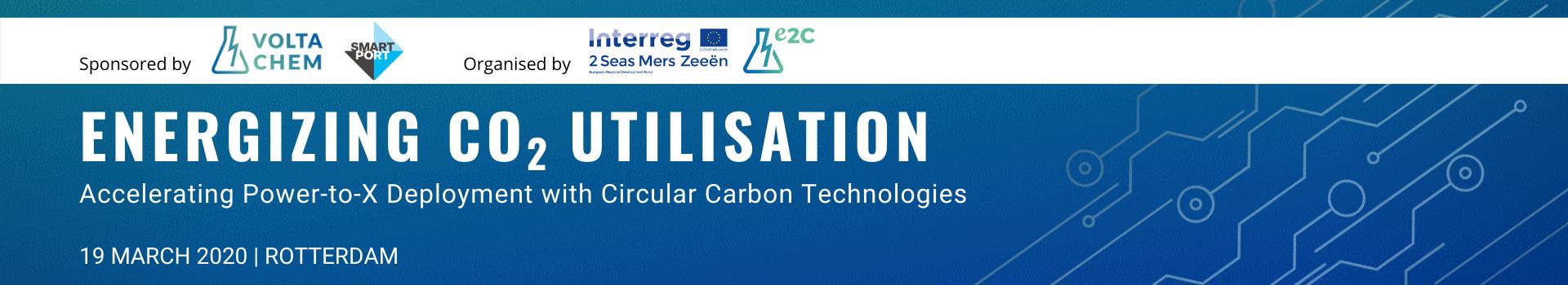 """E2C Stakeholder Event - """"Energizing CO2 Utilisation"""""""