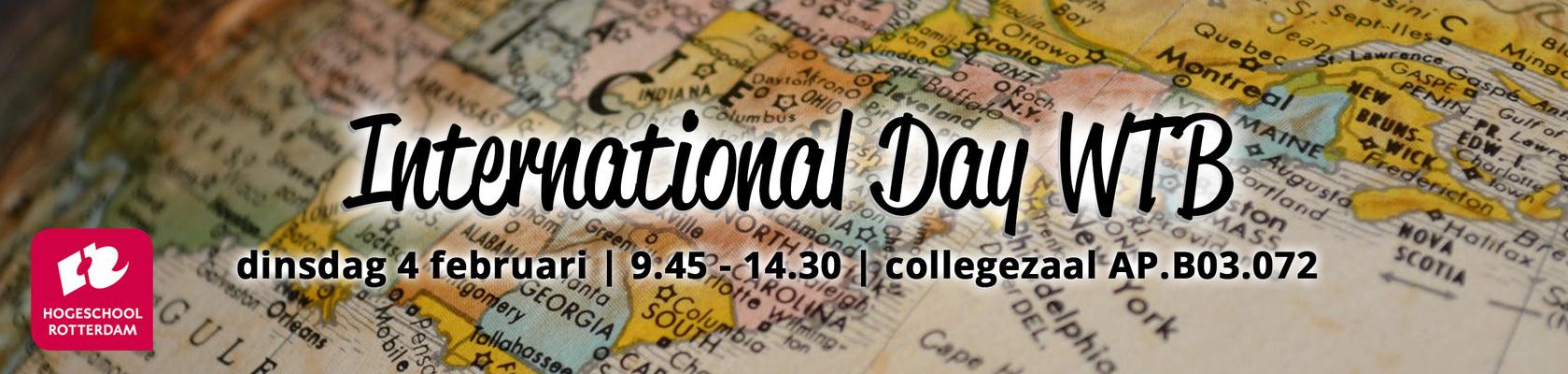 INTERNATIONAL DAY WTB