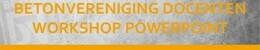 BV Docenten Workshop PowerPoint