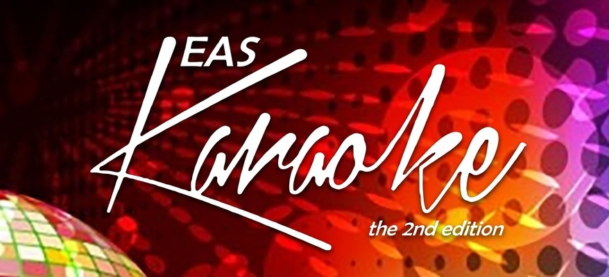 EAS karaoke - donderdag 5 maart 2020