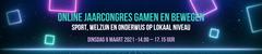 Online Jaarcongres Gamen en Bewegen
