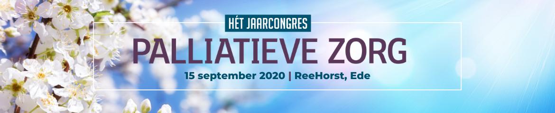 Jaarcongres Palliatieve Zorg | 15 september 2020