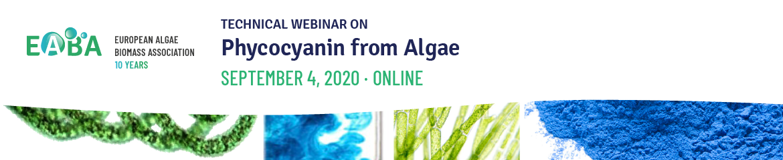 Webinar Phycocyanin from Algae
