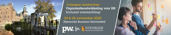 Nyenrode Masterclass Organisatieontwikkeling najaar 2020