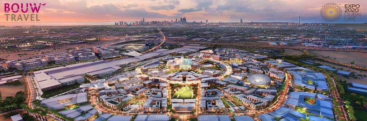 Dubai World Expo 2021 – Abu Dhabi