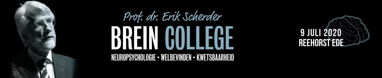 Brein College - Prof. dr. Erik Scherder | 9 juli 2020