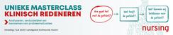 Masterclass Klinisch Redeneren   7 juli 2020