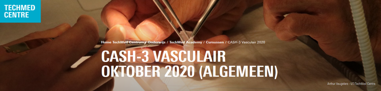 CASH-3 Vasculair 2020