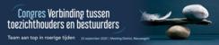 Congres Verbinding tussen toezichthouders en bestuurders   23 september 2020