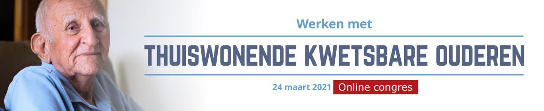 Werken met thuiswonende kwetsbare ouderen | 24 maart 2021