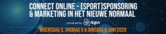 Connect online – (sport)sponsoring & marketing in het nieuwe normaal