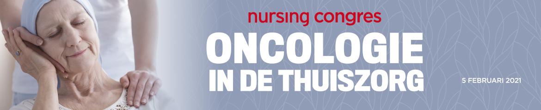 Nursing congres Oncologie in de thuiszorg | 5 februari 2021 (verplaatst)