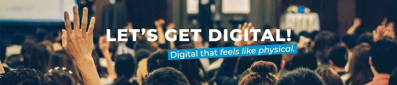 Let's Get Digital 25 juni