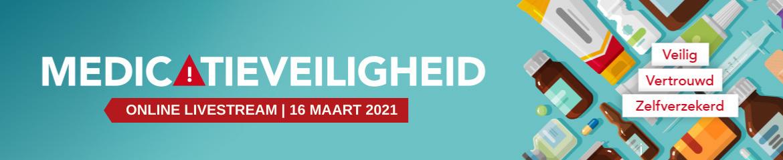 Congres MedicatieVeiligheid | 16 maart 2021