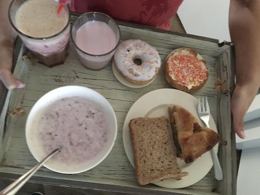 Rob's ontbijtservice