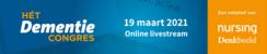 Hét Dementie Congres | 19 maart 2021