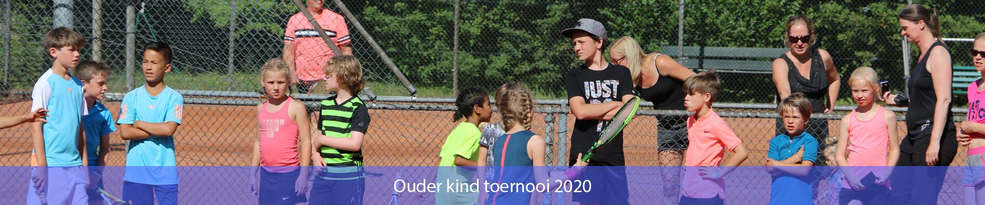 Ouder kind toernooi 2020
