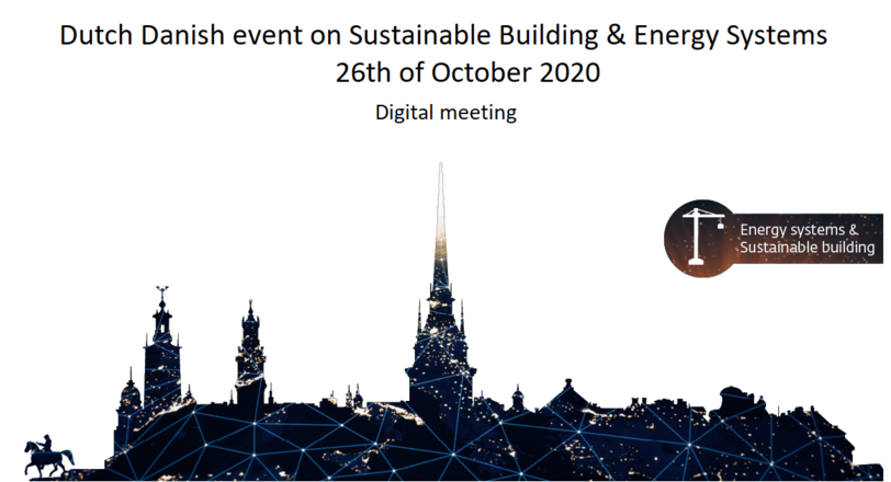 Dutch-Danish Sustainable Building Event - Digital