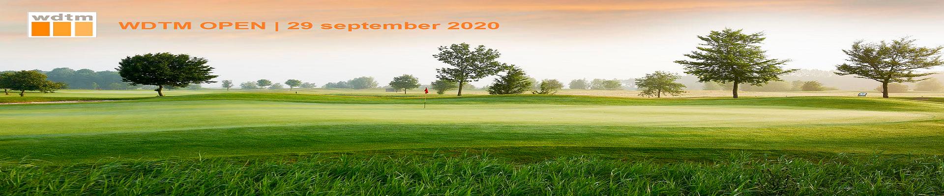 WDTM Open 29 september 2020