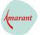 Griepprik Amarant