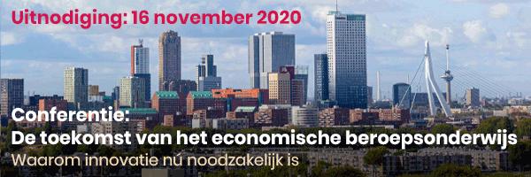 Conferentie toekomst economisch onderwijs