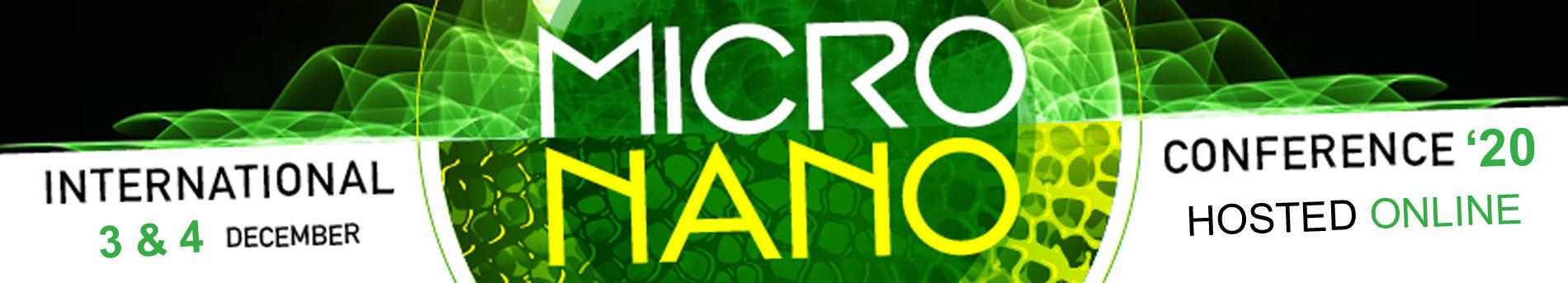 international MicroNanoConference 2020 (iMNC2020)