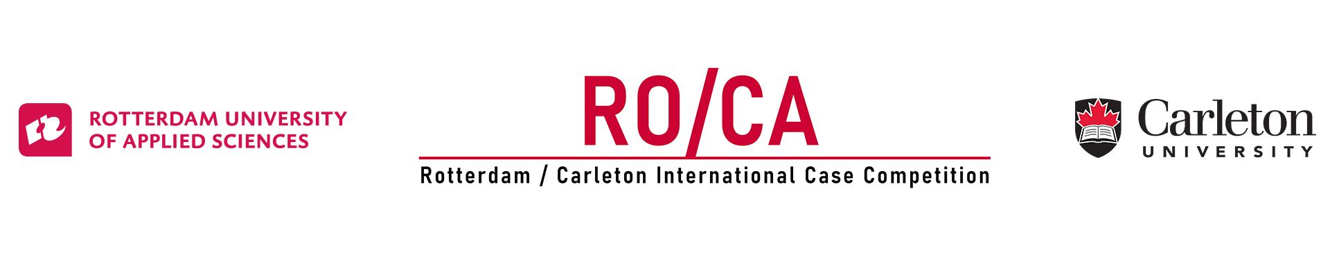 1. ROCA 2020 EVENTS  ROTTERDAM – CARLETON INTERNATIONAL CASE COMPETITION