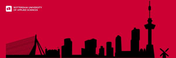 Rotterdam Business School Master Digital Open days 2020