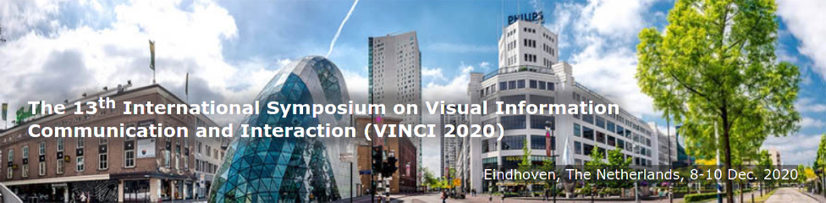 The 13th International Symposium on Visual Information Communication and Interaction (VINCI 2020)