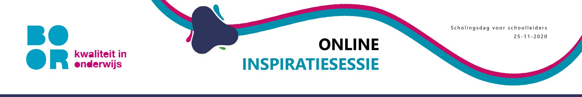 Online inspiratiesessie