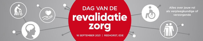 Dag van de Revalidatiezorg | 16 september 2021