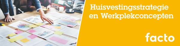 Facto - Huisvestingsstrategie en Werkplekconcepten 2021, 4 maart 2021