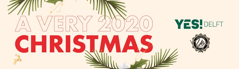 A very 2020 Christmas