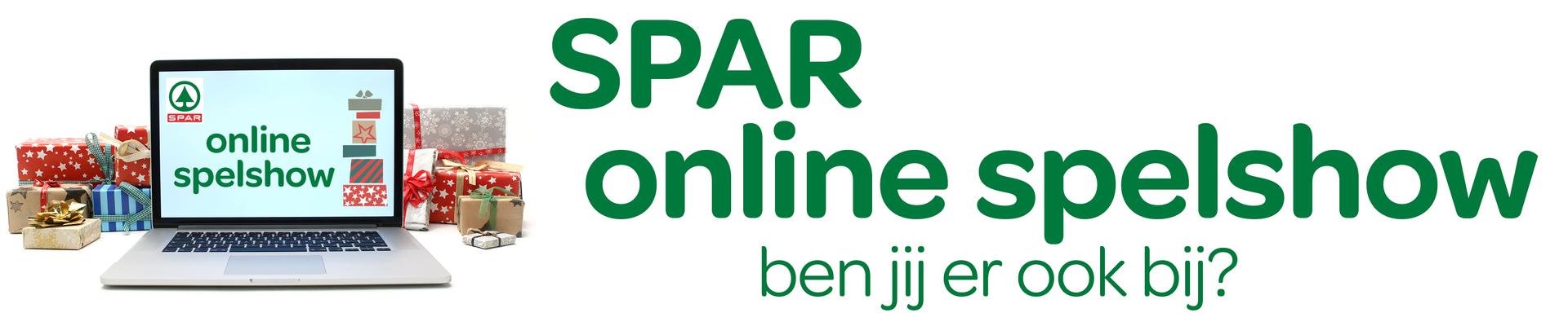 SPAR online spelshow