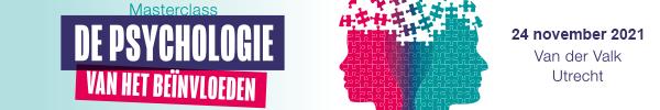 De Psychologie van het beïnvloeden | 24 november 2021