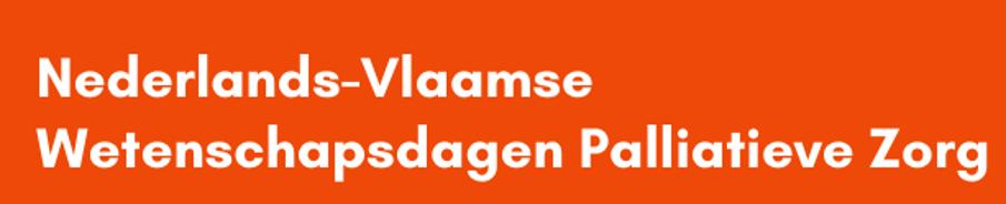 Nederlands-Vlaamse Wetenschapsdagen Palliatieve Zorg 2021