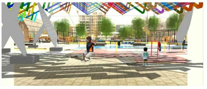 Online Impact Café March: Going circular with public spaces in Rotterdam