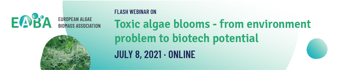 Toxic algae blooms: from environment problem to biotech potential