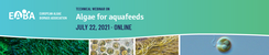 Algae for aquafeeds