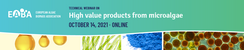High value products from microalgae