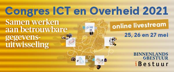 Congres ICT & Overheid 2021